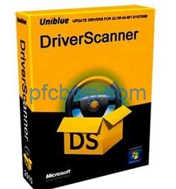 Uniblue DriverScanner 2020 Activation Key With Serial Key Free Download