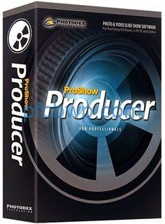 Photodex Proshow Producer 9.0.3797 Crack With Activation Key Free Download 2021