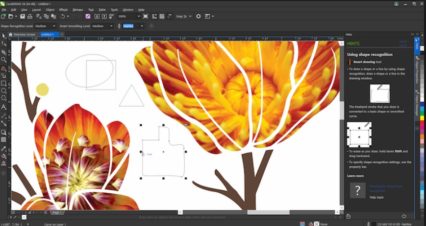 Corel draw 8 Crack Serial number + Keygen 2019 [Updated]