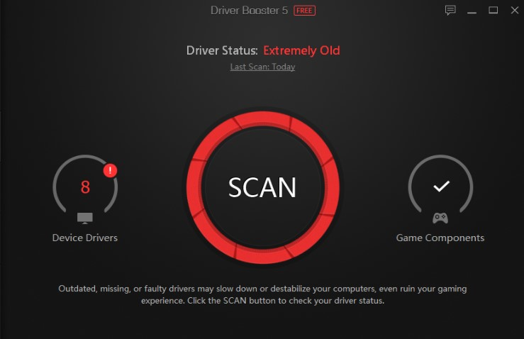 Driver Booster Pro 8.3.0.370 Crack + License Key 100% Working 2021