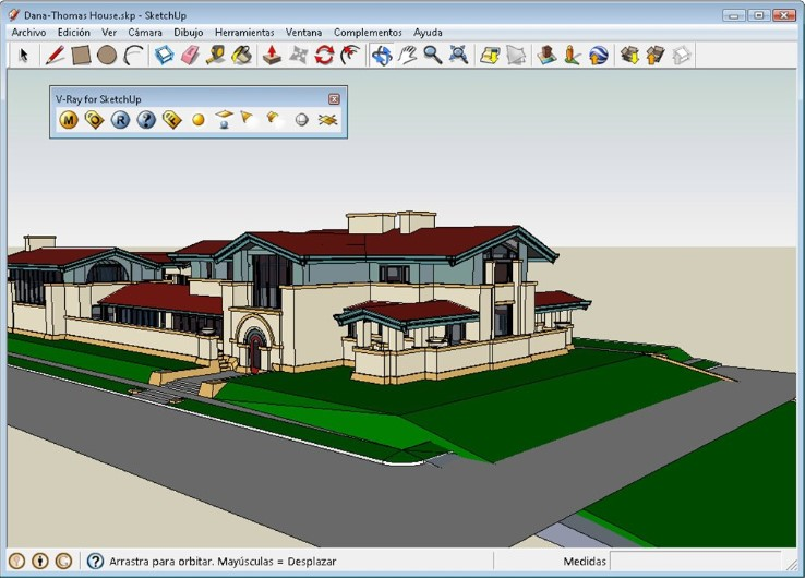 Sketchup 2017 Crack Full Version, Serial Key Free Download