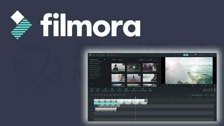 Wondershare Filmora  10.5.5.24 Crack Keygen For Windows + MAC 2021