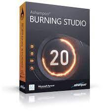 Ashampoo Burning Studio 23.2.8 Crack+Activation Key Free Download 2021