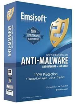 Emsisoft Anti-Malware 4.0.10785 Crack + License Key Full Download [2021]