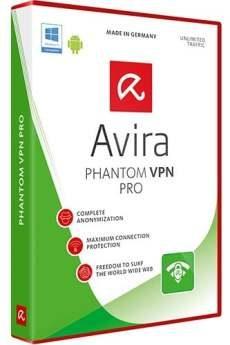 Avira Phantom VPN Pro 2.32.2.34115 Crack + Key Free Download [2021]