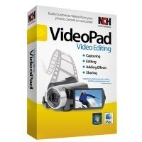 NCH VideoPad Video Editor Pro10.37Beta Crack With License Key [2021]