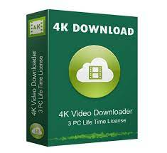 4K Video Downloader 4.15.0 Crack Torrent + License Code [2021]